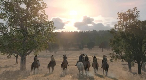 Red Dead Redemption's competitive modes