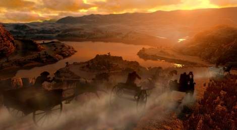 Red Dead Redemption trailer and images