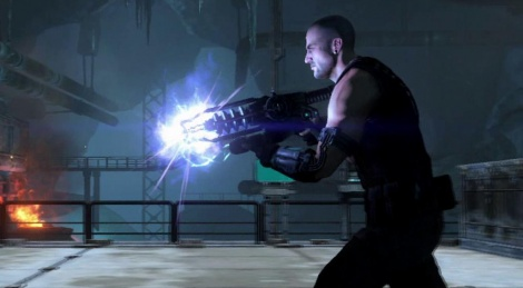 and Volition released this first trailer of Red Faction: Armageddon