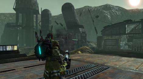 Red Faction Guerrilla Re-Mars-tered launches July 3rd