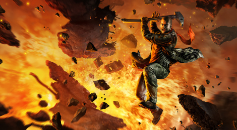 Red Faction Guerrilla Re-Mars-tered revealed