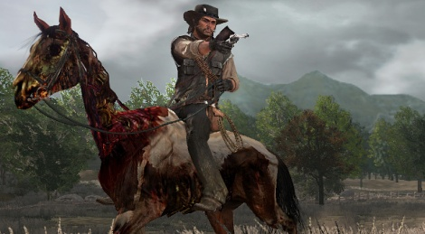 Red Living Dead Redemption : Images