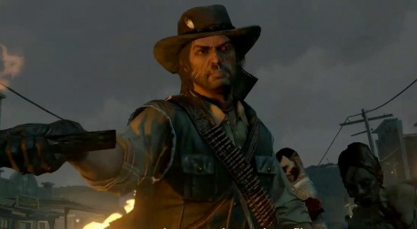 Red Undead Redemption trailer