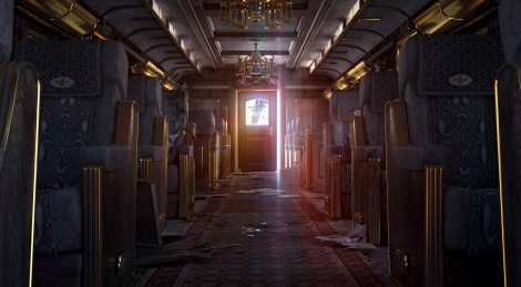 Resident Evil 0 HD trailer, screens