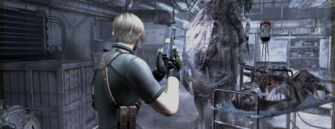 Resident Evil 4 & Code Veronica X HD