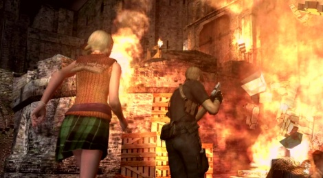 Resident Evil 4 HD PC trailer