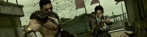 Resident Evil 5 PC gets exclusives costumes