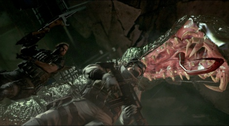 Resident Evil 6: Gameplay & screens