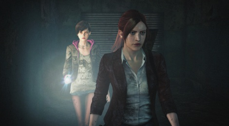 Resident Evil Revelations 2 screens