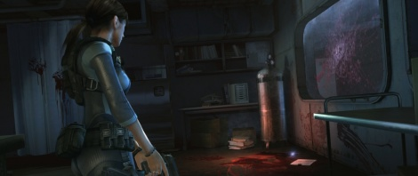 Resident Evil Revelations new screens