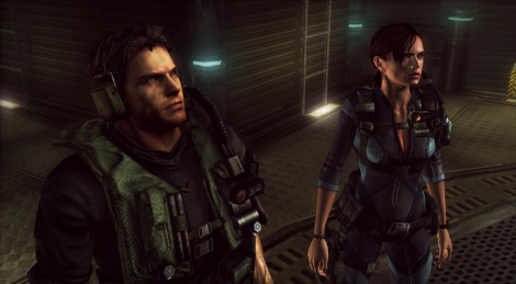 Resident Evil: Revelations re-emerges