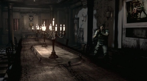 Resident evil trailer and images