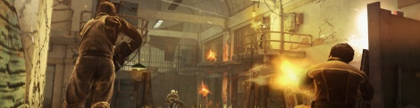 Resistance 3 multiplayer screens