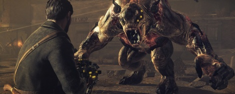 Resistance 3 shows its beast