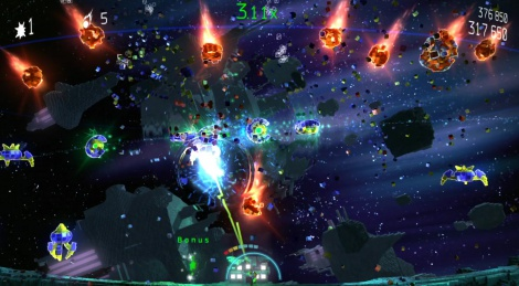 Resogun: Defenders DLC