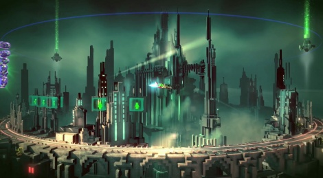 Resogun new videos
