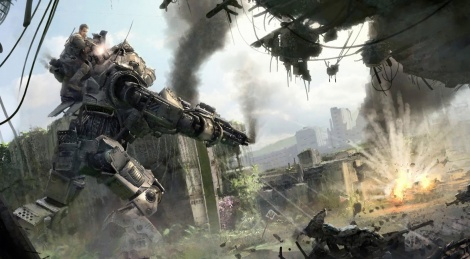 Respawn talks about TitanFall