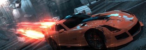 Ridge Racer Unbounded BTS Video
