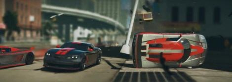 Ridge Racer Unbounded dated