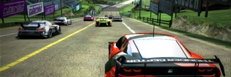 Ridge Racer Vita en gameplay