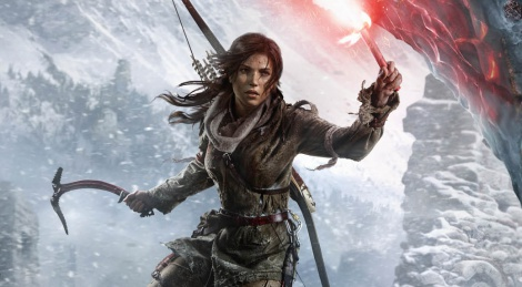 Rise of the Tomb Raider GSY video