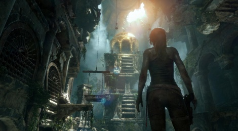 Rise of the Tomb Raider hits PS4 in October