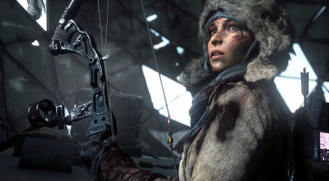 Rise of the Tomb Raider new screens