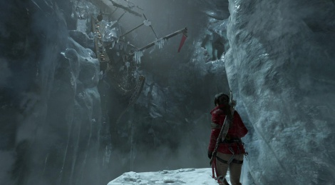 Rise of the Tomb Raider: Woman vs Wild