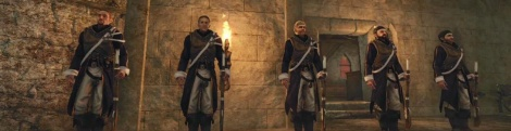 Risen 2 talks about animations