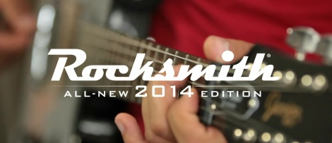 Rocksmith 2014 is available