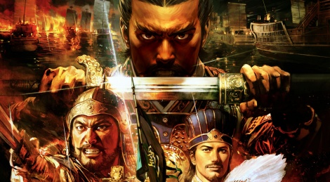 Romance of the Three Kingdoms XIII goes West