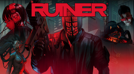 RUINER is now available