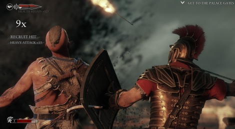 Ryse: Son of Rome gets new screens