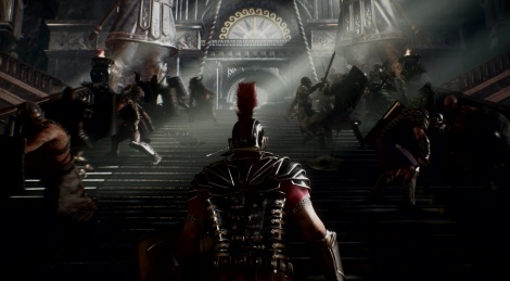Ryse: Sons of Rome gets a TV spot