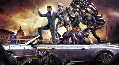 Saints Row IV unveiled