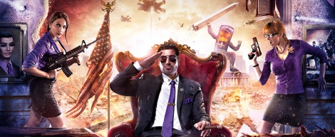 Saints Row IV welcomes aliens