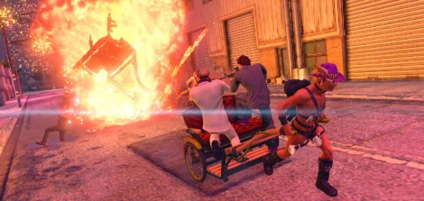 Saints Row: Shock and Awesome