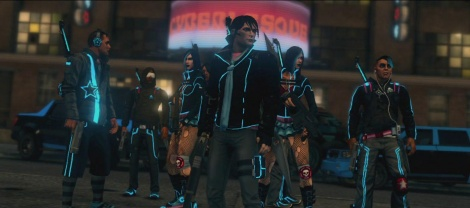 Saints Row The Third: Deckers trailer