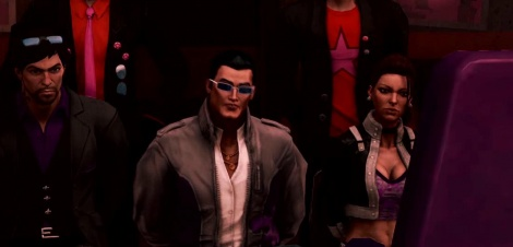 Saints Row The Third: Gameplay video