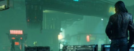 Screen of Tommy's Return in PREY 2