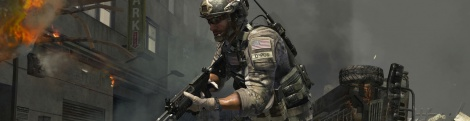 Screens of Modern Warfare 3