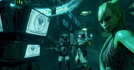 Screens of PREY 2