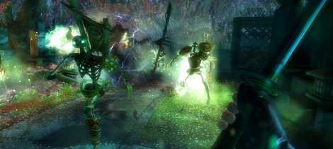 Screens of Shadow Warrior
