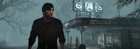Screens of Silent Hill: Downpour