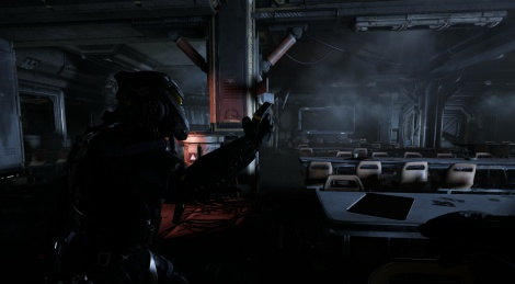 Screens of Star Citizen's FPS module