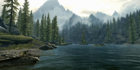 Screens of The Elder Scrolls V: Skyrim