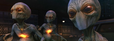 Screens of XCOM Enemy Unknown