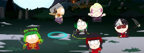 Screenshots of South Park The Game