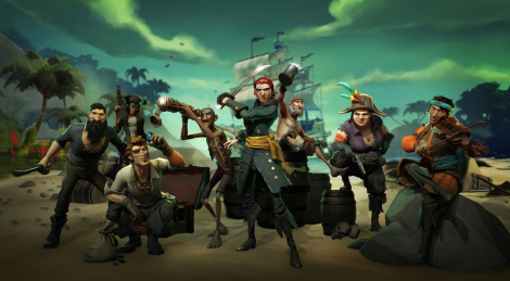 Sea of Thieves revient en replay HD