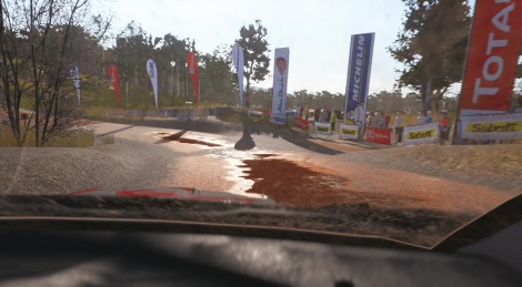Sebastien Loeb Rally Evo first videos